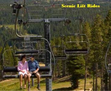Scenic Lift Rides