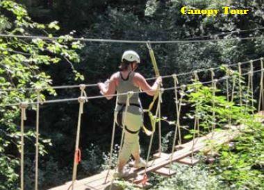 Cuchara Mountain Park_Canopy Tour