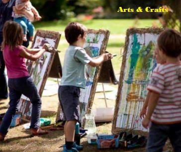 Cuchara Mountain Park_Arts & Crafts