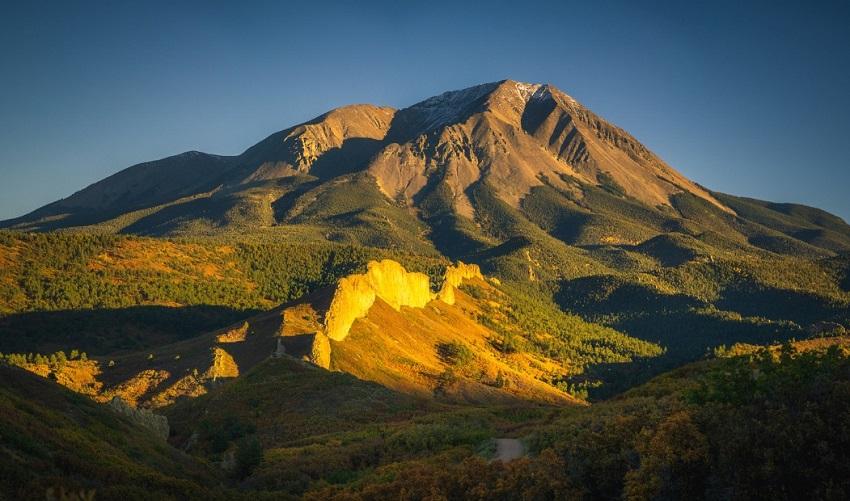 Cuchara Mountain Valley